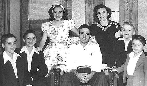 Exway Family Photo