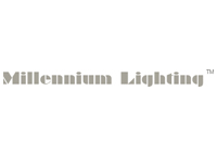 millennium lighting logo